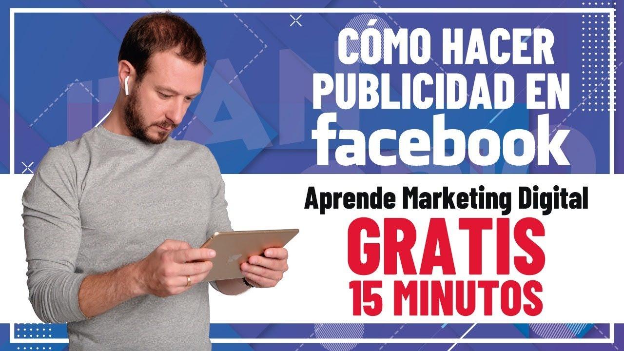 Hacer Publicidad en Facebook