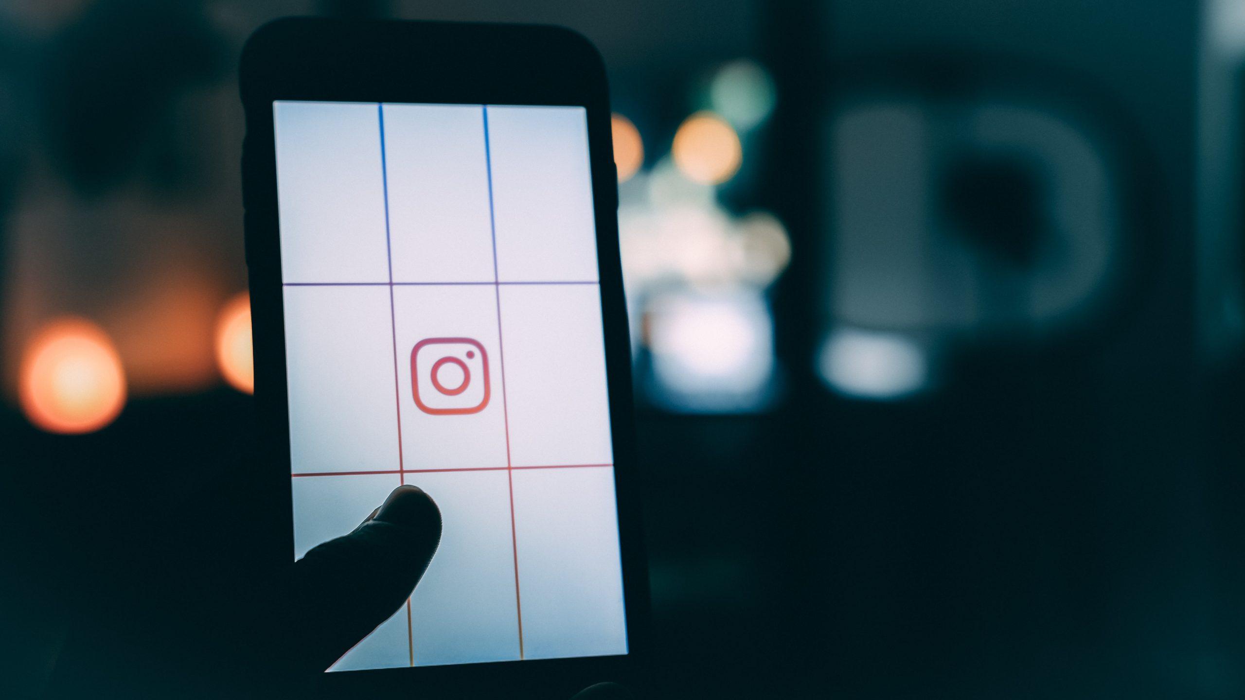 Hacer preguntas en Instagram Stories
