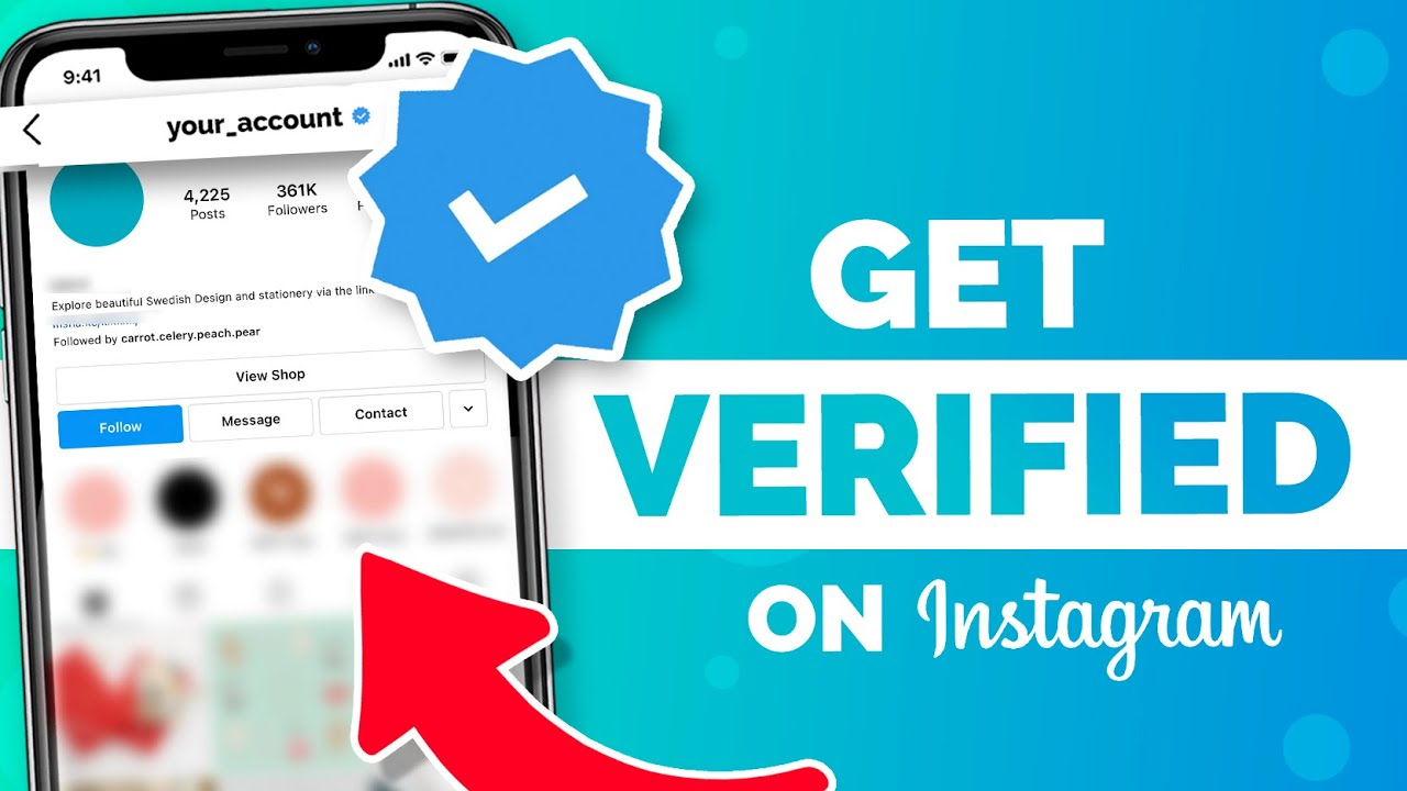 Get verified on Instagram thumbnail