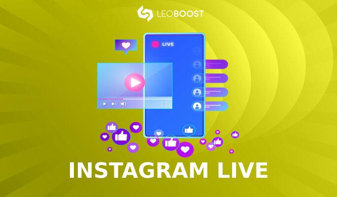 Instagram live image