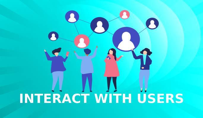 INTERACT-WITH-USERS